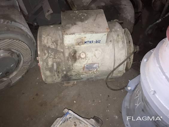 Электродвигатель постоянного тока КР 251 БП2
