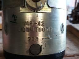 Электродвигатель постоянного тока МВ 42 , електродвигун 27 в