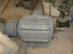 Электродвигатель с фазным ротором АК2-81-8, 22кВт, 750об/мин