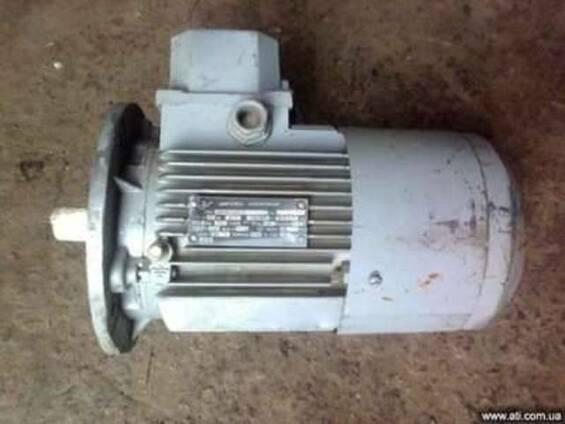 Электродвигатель с тормозом АИР80А6ЕУ3