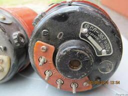 Электродвигатель СЛ-367 110В