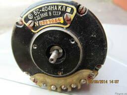 Электродвигатель БС-404НА кл. т. 1