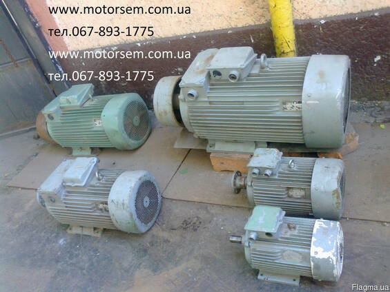 SMH Электродвигатели SMH для крана РДК и др. Цена Фото