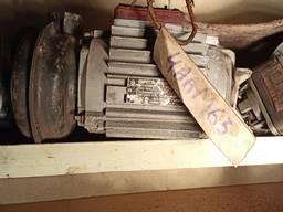 Электродвигатель тип 14аам63в2 2749 оборотов