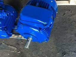Электродвигатель трехфазный 18. 5 квт 3000 об/мин АИР 160 М2