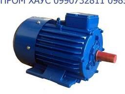 Электродвигатель трехфазный 4 квт 3000 об/мин АИР 100 S2