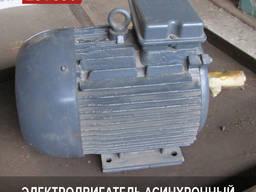 Электродвигатель трехфазный АИР160S8 (АИР 160 S8)