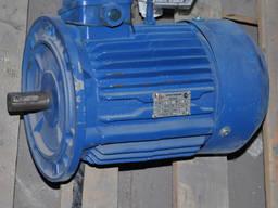 Электродвигатель трёхфазный 4АМ 100L6 2,2кВт 1000об/мин