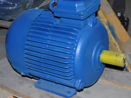 Электродвигатель трёхфазный 4АМ 132S4 7, 5кВт 1500об/мин