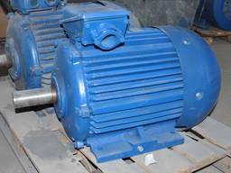 Электродвигатель трёхфазный 4АМ 200L6 30кВт 1000об/мин