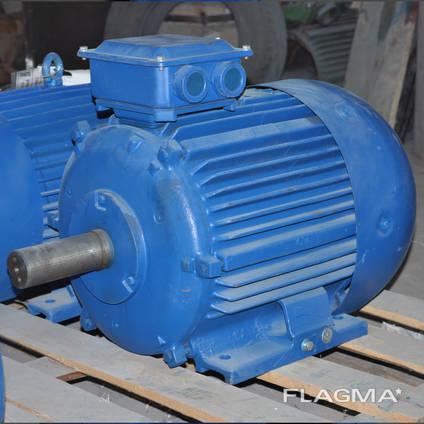 Электродвигатель трёхфазный 4АМ 200М8 18,5кВт 750об/мин