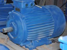 Электродвигатель трёхфазный 4АМ 225М2 55кВт 3000об/мин