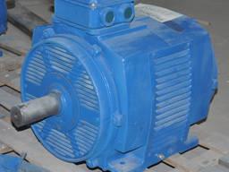 Электродвигатель трёхфазный 4АМН 225М4 75кВт 1000об/мин