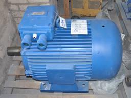 Электродвигатель трёхфазный АИC 315S4 110кВт 1500об/мин