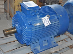 Электродвигатель трёхфазный АИC 315S8 55кВт 750об/мин