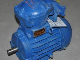 Электродвигатель трёхфазный АИМ 90L2 3кВт 3000об/мин