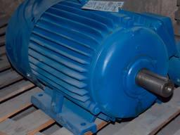 Электродвигатель трёхфазный АИР 200S6 18, 5кВт 1000об/мин