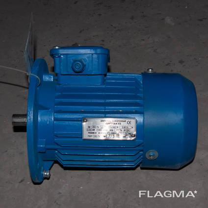 Электродвигатель трёхфазный АИР 71А4 0,55кВт 1500об/мин