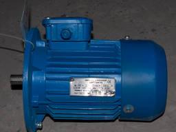 Электродвигатель трёхфазный АИР 71А4 0, 55кВт 1500об/мин