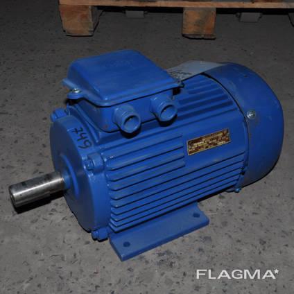 Электродвигатель трёхфазный АИРУ 112М8 3кВт 750об/мин