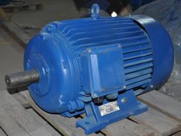 Электродвигатель трёхфазный АИС 200L6 22кВт 1000об/мин