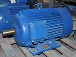 Электродвигатель трёхфазный АИС 200М6 22кВт 1000об/мин - фото 1