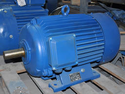 Электродвигатель трёхфазный АИС 200М6 22кВт 1000об/мин