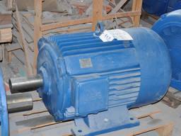 Электродвигатель трёхфазный АИС 315S6 75кВт 1000об/мин