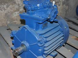 Электродвигатель трёхфазный АИУ 132М8 5, 5кВт 750об/мин