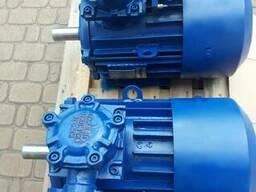 Взрывозащищенный электродвигатель АИУ280МY8 110кВт 750об/мин
