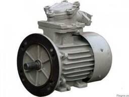Электродвигатель взрывозащищенный АИМ90L6У2 1,5 х 1000 об/ми