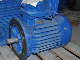 Электродвигатель взрывозащищенный АИММ 132М4 11кВт