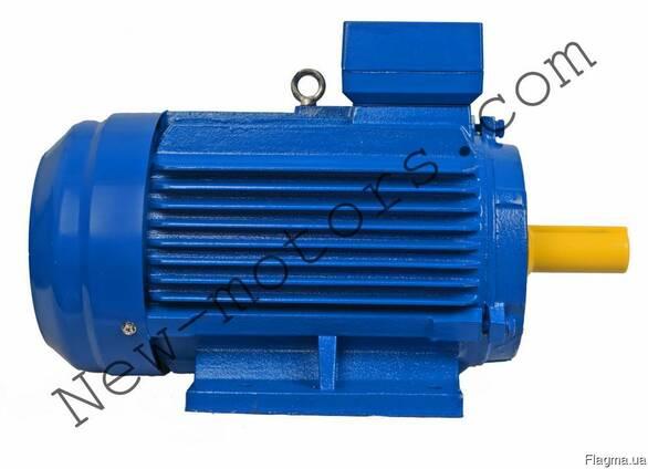 ЭлектродвигательАИР180М4 (АИР 180 М4) 30 кВт 1500 об/мин