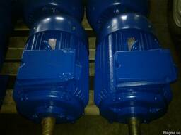 Электродвигатели 15 кВт 1500 об/мин оборотов