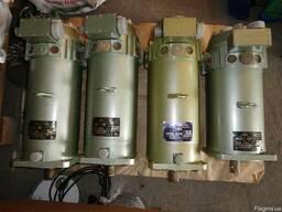 Электродвигатели 2ПБВ132S, 2ПБВ112LE, 5МТ-С, 47МВН, ВЭМ-110