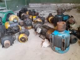 Электродвигатели 30 квт на 1500 об/мин