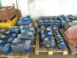 Электродвигатели крановые и общепром, моторредукторы
