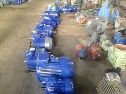 Электродвигатели со склада, общепромышленные