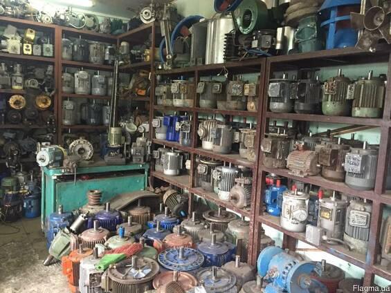 Электродвигатели (общепромышленные, крановые, взрывозащищенн