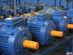 Электродвигатели общепромышленые 4АМ АИР, новые и б/у