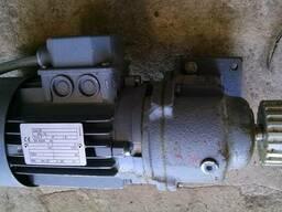 Электродвигатели постоянного и переменного тока.