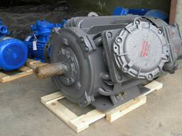 Электродвигатели складского хранения от 7 кВт.