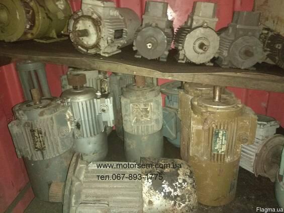 Электродвигатели со встроенным электромагнитным тормозом Цен