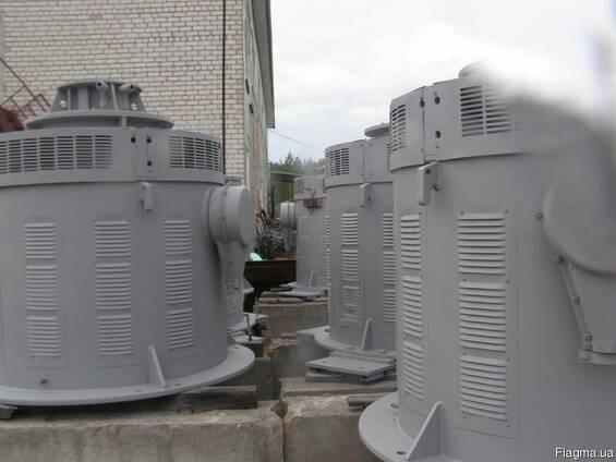 Электродвигатели ВАН-118/51-10У3, 800 кВт, с хранения.