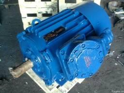 Взрывозащищенные электродвигатели 160 кВт 3000 об/мин ВАО2