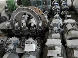 Электродвигателя б/у.0.55кВт-100кВт (можна перемотарий)
