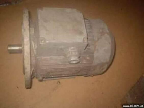 Електродвигун 0,37 Квт