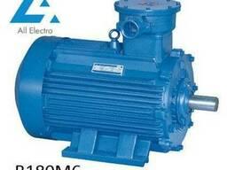 Електродвигун асинхроний взривобезопасний