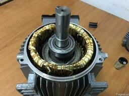 Електродвигун , Электродвигатель
