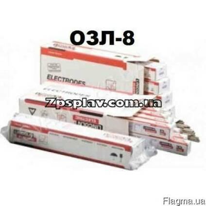 Электроды для нержавейки ОЗЛ-8